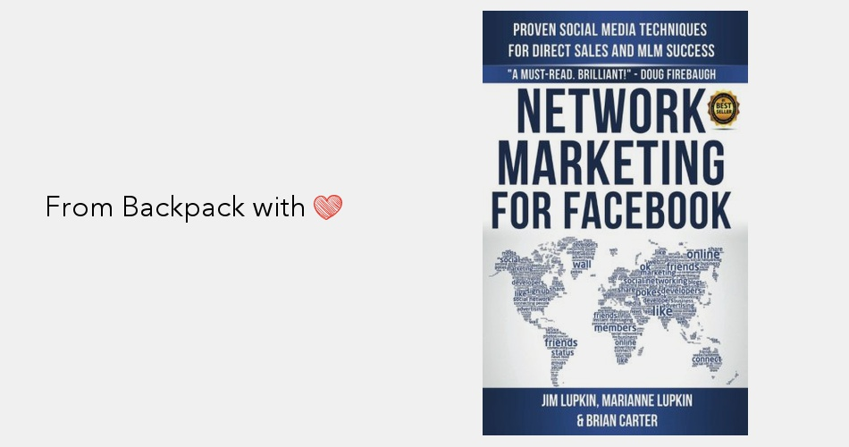 Network Marketing For Facebook Proven Social Media Techniques For