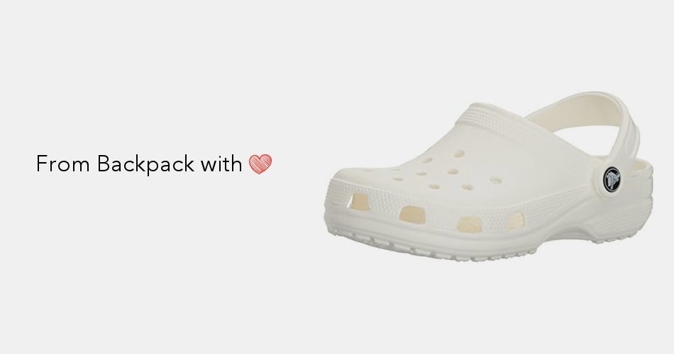 a37023d5961a2 Crocs Unisex Classic Clog   Backpack